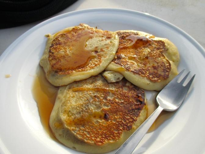 Pantry Pancakes