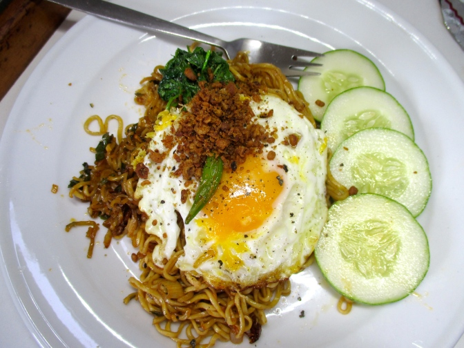 Cheat's Mie Goreng