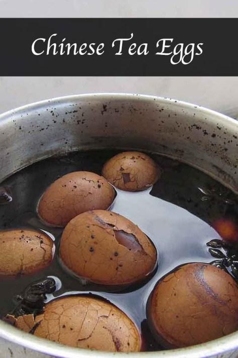 Chinese tea Eggs #tea #eggs #soysauce #cinnamon #staranise