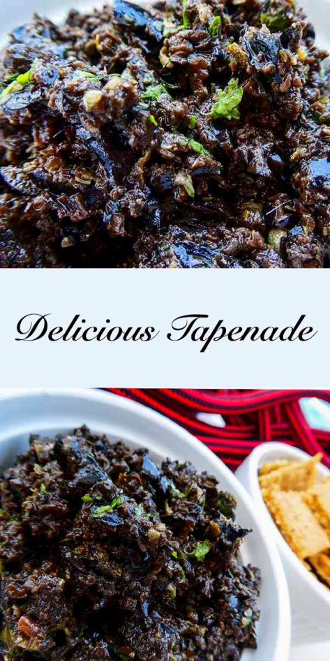 Tapenade Pin