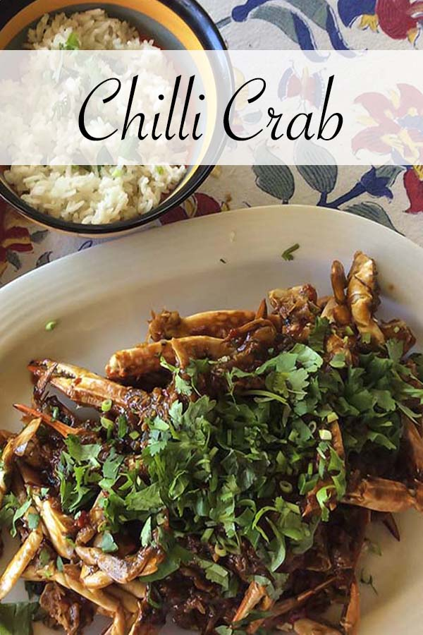 Chilli Crab #asian #recipe #chilli #crab #hoisin