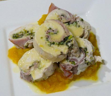 Ham, recipe, herbs,