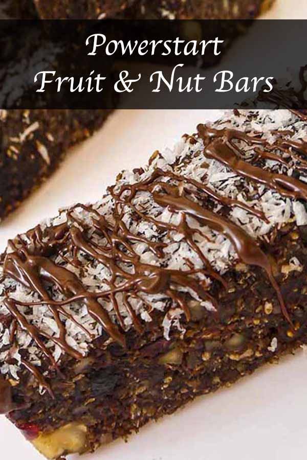 Powerstart Fruit & Nut Bars