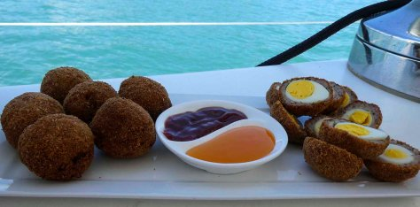 scotch eggs united kingdom food recipe travel food