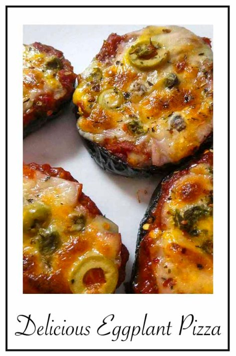 eggplant pizza #lowcarb #keto #flourless #recipe