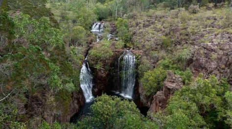 Waterfall Northern Territory Australia