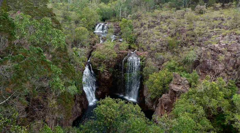 Waterfall Northern Territory Australia